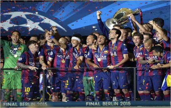 El Barcelona de Messi gan� la Champions: venci� 3-1 a Juventus y vuelve a reinar en Europa