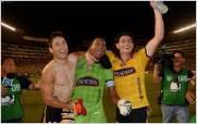 Barcelona es el l�der del campeonato ecuatoriano al vencer 1-0 a Emelec