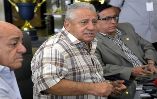 Daniel �lvarez dice que grab� la sesi�n con Luis Chiriboga