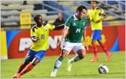 Ecuador humilla a Bolivia por 4 a 0 en amistoso disputado en EEUU