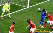 Ecuador cay� ante su similar de Suiza por 2 a 1 en su debut en Brasil 2014