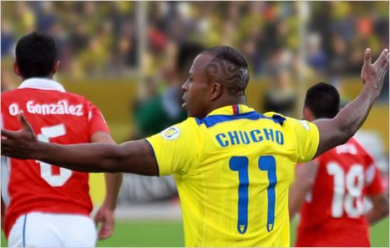 b93f8982cef Selección de Ecuador elimina la camiseta 11 en homenaje al