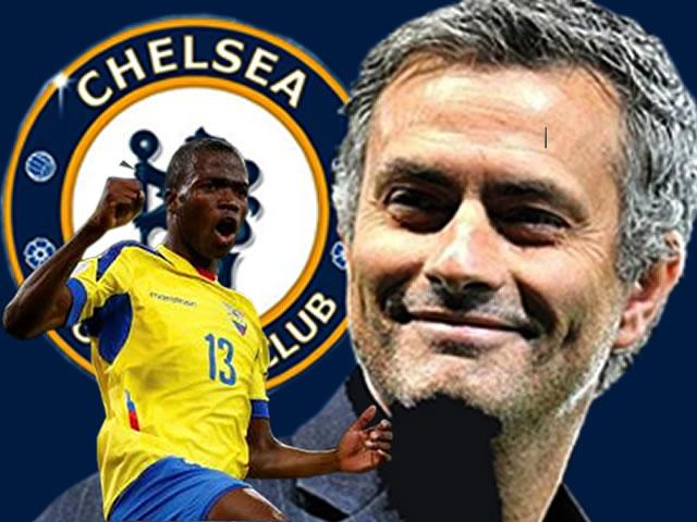 Mourinho quiere a Enner Valencia para reforzar la delantera del Chelsea