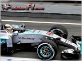 Lewis Hamilton gan� con autoridad el Gran Premio de China de F1