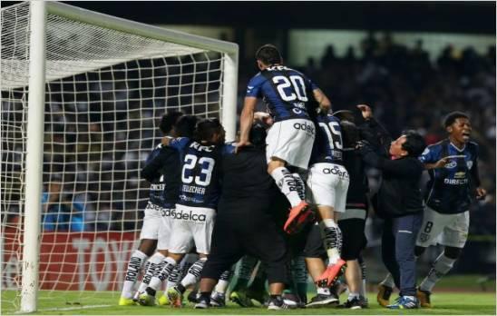 Independiente del Valle se acerca a la final de la Libertadores, derroto 2-1 a Boca Juniors