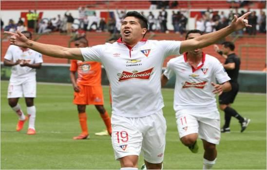 Liga de Quito gole� 5-1 al Mushuc Runa en la Casa Blanca