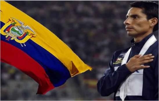 El proximo 24 de julio, se conmemorara 20 años de la medalla de oro olímpica conseguida por Jefferson Perez en Atlanta.