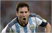Messi superar� los 91 partidos de Maradona con Argentina