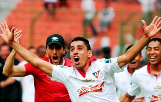 Liga de Quito vence al Emelec en la Casa Blanca con golazo de Ramis