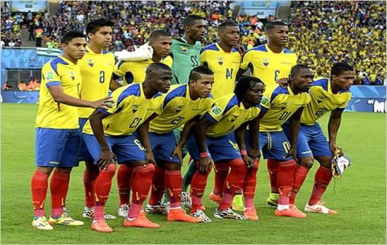 Ecuador ir� con su mejor n�mina ante M�xico